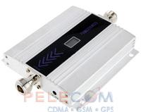 Внешний вид репитера OEM GT955. Репитер очень компактен, что немаловажно при усилении GSM связи в автомобиле.