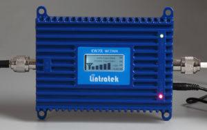 GSM репитер с индикатором уровня входящего сигнала