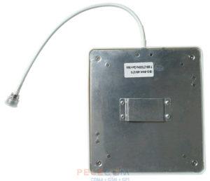 Установка панельной GSM антенны
