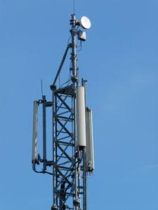 Базовая станция GSM оператора
