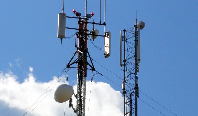 Затухание сигнала GSM (3G/4G) в различных средах.
