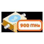 GSM/LTE репитеры 900 МГц